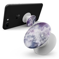 Sparkly Space - Skin Kit for Pop Sockets and other Smartphone Extendable Grips & Stands