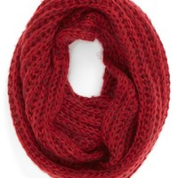 BCBGeneration 'Scribble Loop' Knit Infinity Scarf   Nordstrom