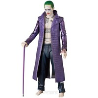 SUICIDE SQUAD MAFEX (Action Figure) : THE JOKER [PRE-ORDER] - HYPETOKYO
