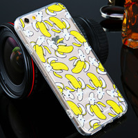 Cute Banana Phone Case For iphone 6 6s Plus Cover Back