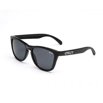 """OAKLEY"" Fashion Simple Square Frame Sunglasses Glasses Collocation Accessories"