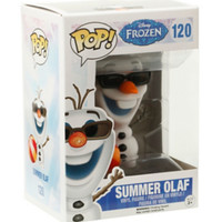 Funko Disney Pop! Frozen Summer Olaf Vinyl Figure