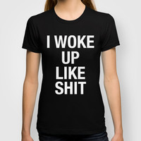Quote T-shirt by Trend | Society6