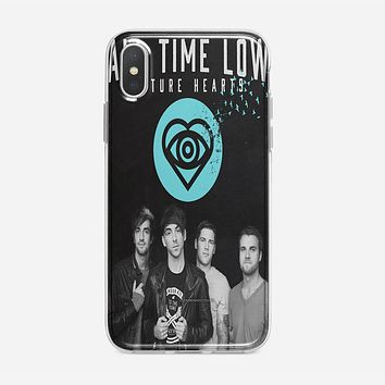 All Time Low Logo iPhone XS Case