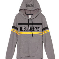 Army Pullover Hoodie - PINK - Victoria's Secret