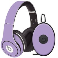 Lavender Decal Skin for Beats Studio Headphones & Carrying Case by Dr. Dre