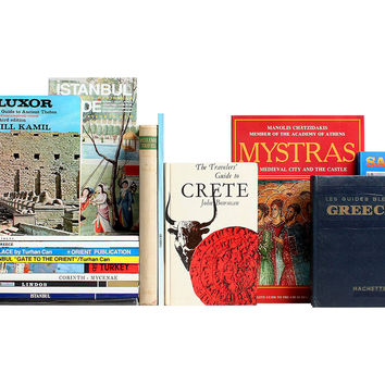 Thrace Travel Guides, S/18