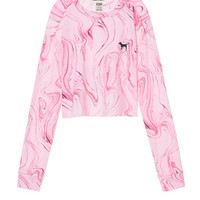 Cropped Campus Crew - PINK - Victoria's Secret
