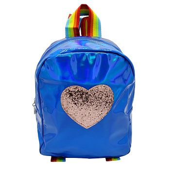 Heart Backpack by Sparkle Sisters