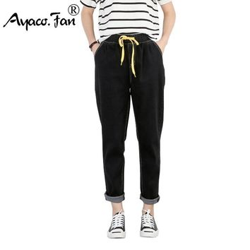 Plus Size Baggy Jeans for Women