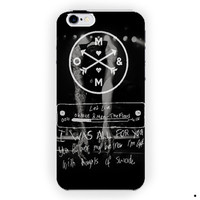 Of Mice And Men Quotes By John For iPhone 6 / 6 Plus Case