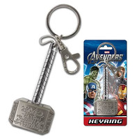 Thor Hammer Key Chain