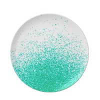 fresh mint flavor plate from Zazzle.com