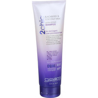 Giovanni Hair Care Products Shampoo - 2chic - Ultra Repair - Blackberry And Coconut Milk - 8.5 Oz