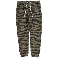 Stock Fleece Sweatpants Camo