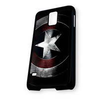Captain America The Avenger Shield Samsung Galaxy S5 Case