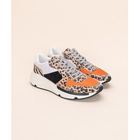 White Raven Willow Animal Sneaker