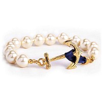 Anchor Atlantic Bracelet by Kiel James Patrick