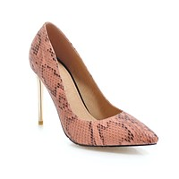 Pointed Toe Sexy Ultra-high Heels 31-46 Size Shallow Mouth Women Pumps Stiletto Heel Shoes