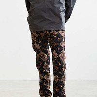 Publish Izayah Embroidered Jogger Pant | Urban Outfitters
