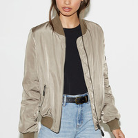 Kendall and Kylie Updated Bomber Jacket at PacSun.com