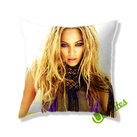 Beyonce Cover Album 4 Square Pillow Cover