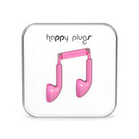 Happy Plugs Earbuds Pink One Size For Men 24790035001