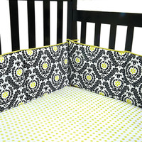 Waverly Rise And Shine - Crib Bumpers