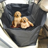 Auto Car Back Seat Mat and Cover