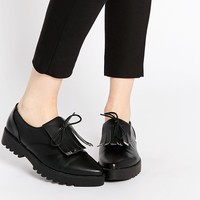 ASOS MIA Pointed Flat Shoes