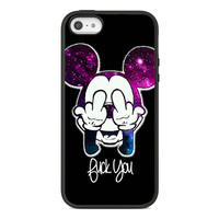 MICKEY FUCK disney AM37 for iPhone Case and Samsung Galaxy Case