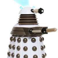 Doctor Who Dalek Projection Clock