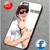 JC Caylen O2L stay cloudy   for iphone, ipod, samsung galaxy, HTC and Nexus PHONE CASE