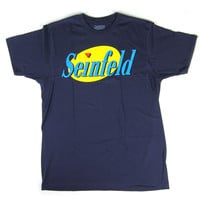 Seinfeld: Season 3 Logo Shirt - Navy