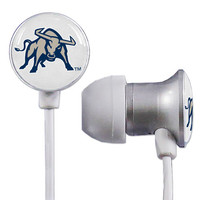 Utah State Aggies Scorch Earbuds + Mic with BudBag