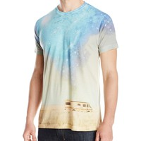 Breaking Bad Men's RV Sublimation T-Shirt