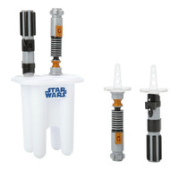 Star Wars Glowing Lightsaber Ice Pop Maker