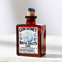 Gem Honey Bath Salt Jar