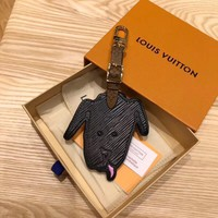 Louis Vuitton Lv Mp2281 Catogram Bag Charm And Key Holder