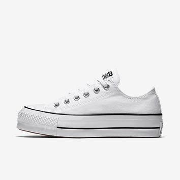 The Converse Chuck Taylor All Star Lift Low Top Women's Shoe.