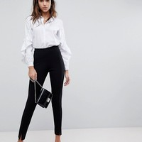 Missguided Skinny Fit Cigarette Pants at asos.com