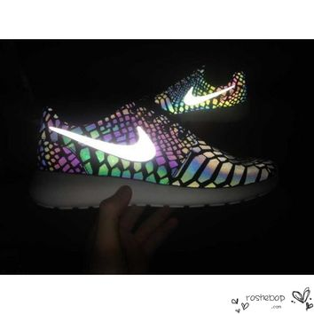 Nike Roshe Run Reflective Limited 3M Black - Nike Roshe Run