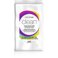 Clean Makeup Remover Wipes 25 Ct