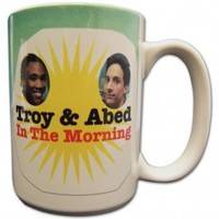 Community Troy and Abed In the Morning Mug - Community - | TV Store Online