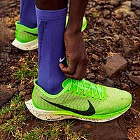 Nike Air Zoom Pegasus 36 Fashionable Men Breathable Sport Shoes Sneakers Green