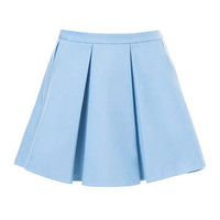 PLEATED MINI SKIRT - Skirts - Woman - New collection | ZARA United States