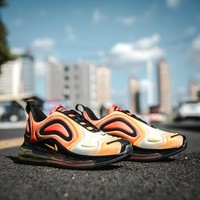Air Max 720 - Orange/Black 36-40