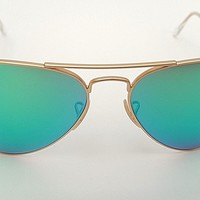 RAY BAN SUNGLASSES RB 3025 AVIATOR 112/19 BRAND NEW 100% AUTHENTIC CLEARANCE! 5