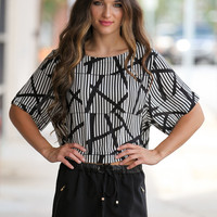 Ready To Rock Crop Top – Dress Up