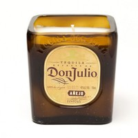 (1) Don Julio® Anejo 18 oz Candle With Wick - Bottle Heaven